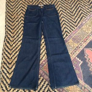 J Brand High Waisted - Wide Leg Jeans!